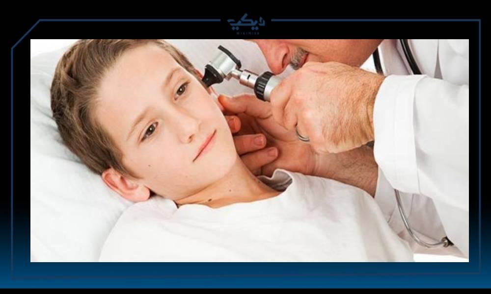مدة علاج التهاب الأذن الوسطى