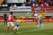 هدف فلافيو في مرمى الإسماعيلي في المباراة الفاصلة موسم 2009
