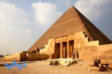 معلومات عن الأهرامات المصرية: هرم خوفو