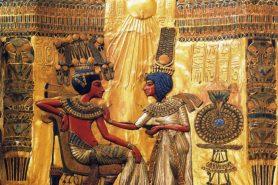 الحب فى مصر القديمة.