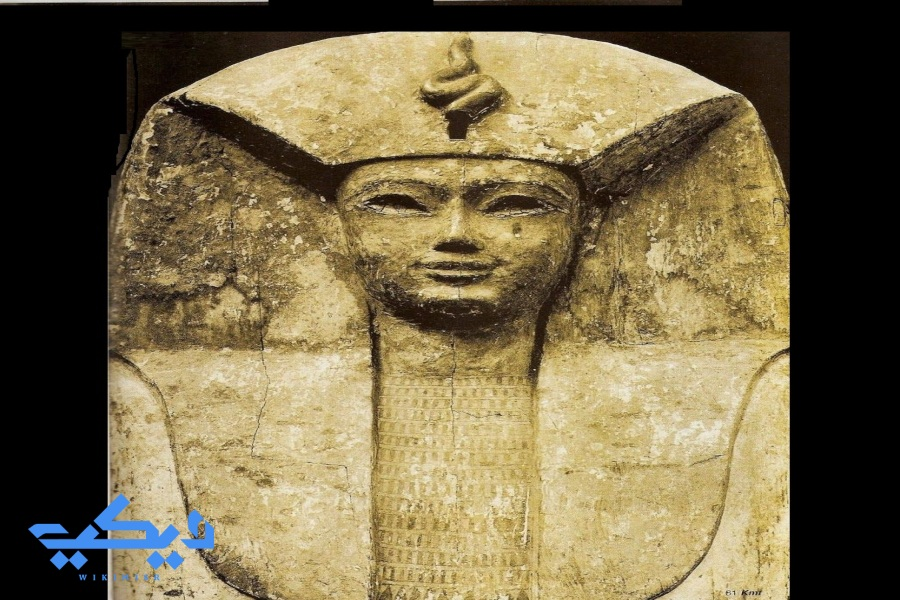 الملك سقنن رع والد الملك أحمس.