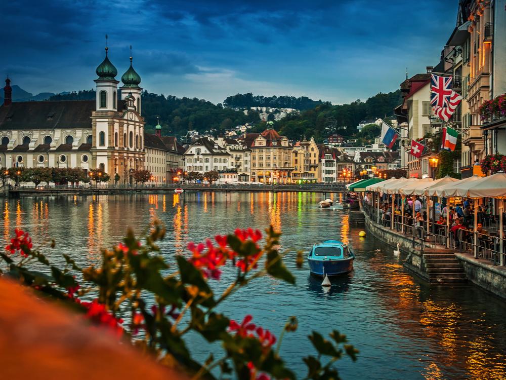 صور من سويسرا
