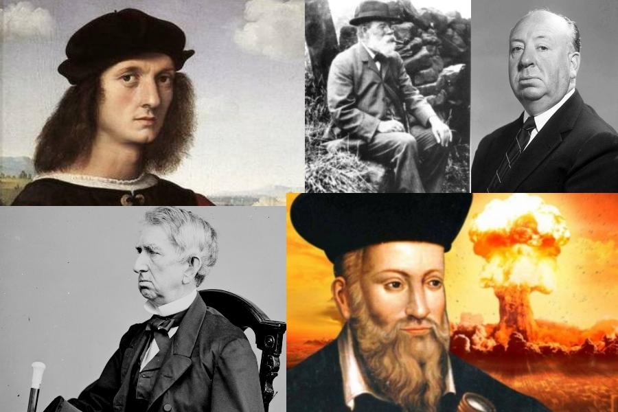 أقوال مشاهير التاريخ عند الموت