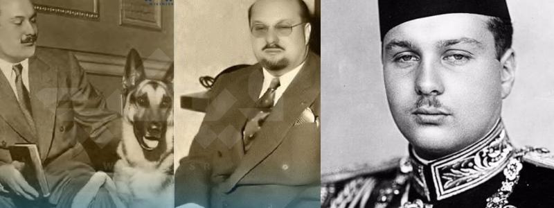 فاروق الأول- الملك الأخير على عرش مصر