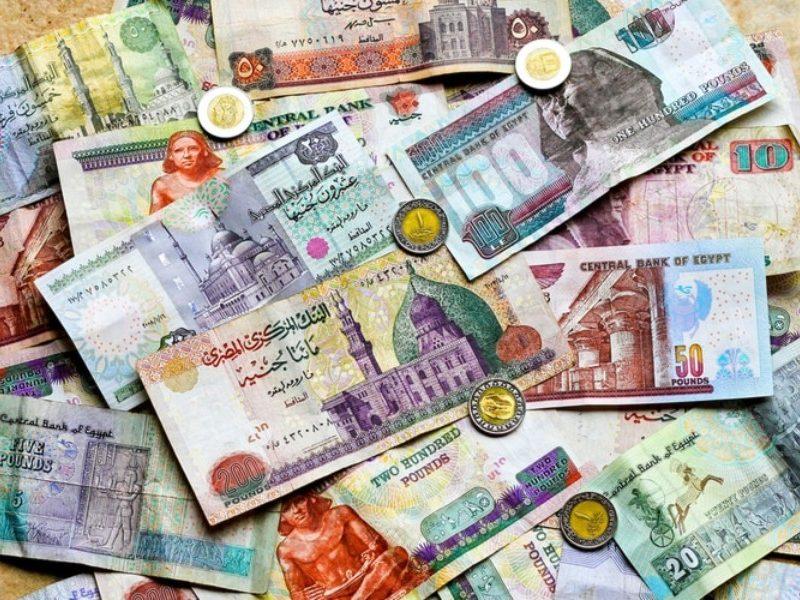 أسرار العملات المصرية والآثار المصرية المرسومة عليها
