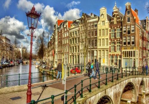 صور من قلب هولندا جديدة وجميلة