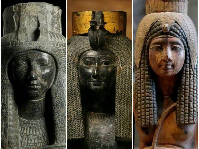 أشهر 3 أمهات ملوك في مصر القديمة