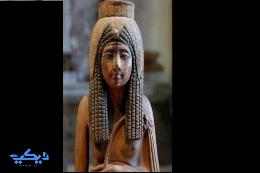 الملكة أحمس نفرتارى.
