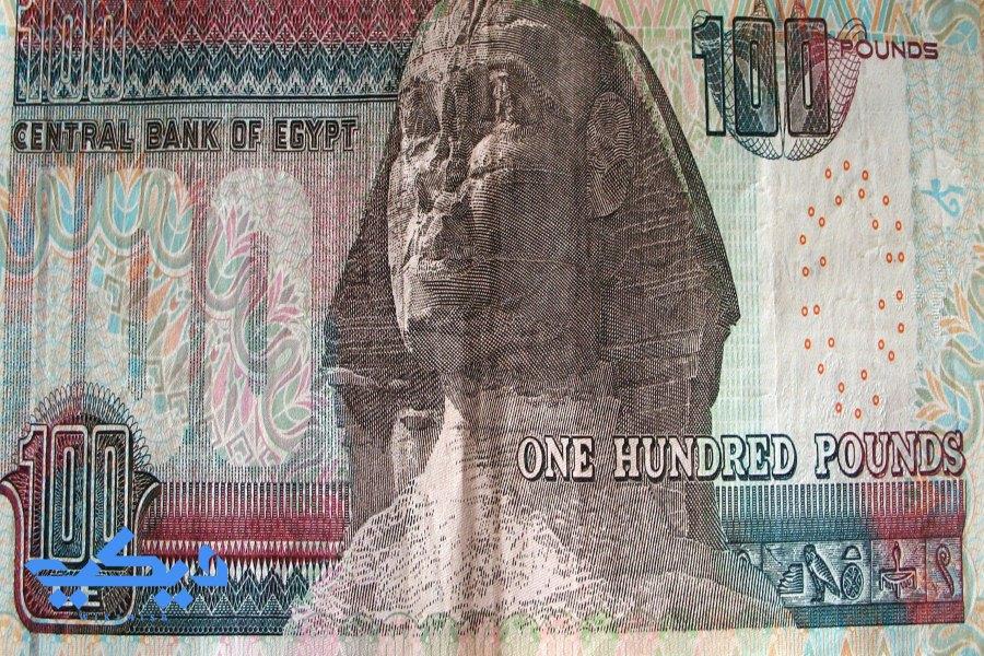 المائة جنيه.