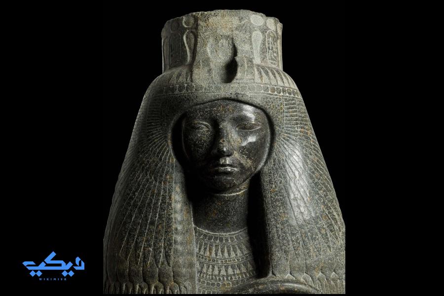الملكة تويا أم الملك رمسيس الثانى.