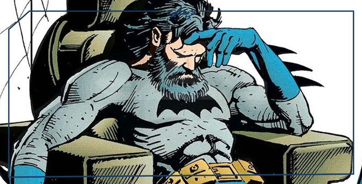 إدمان باتمان