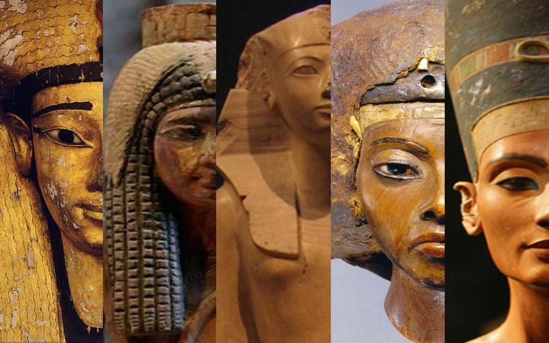 أشهر الملكات الأم في مصر القديمة