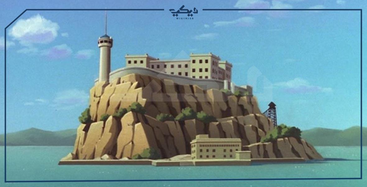 جزيرة سترايكر