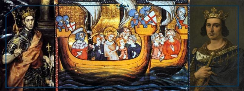 الحملة الصليبية السابعة يوم سقط لويس التاسع أسيرًا