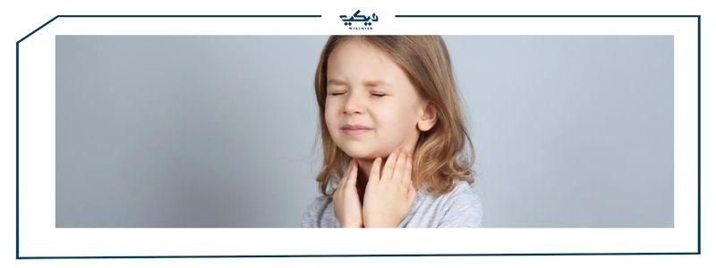 ادوية التهاب الحلق للاطفال