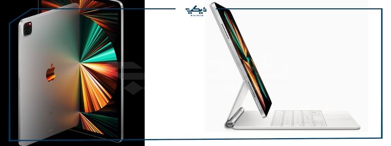 ايباد برو تدعم قلم أبل ولوحة المفاتيح الذكية فوليو