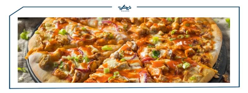 بيتزا الرانش