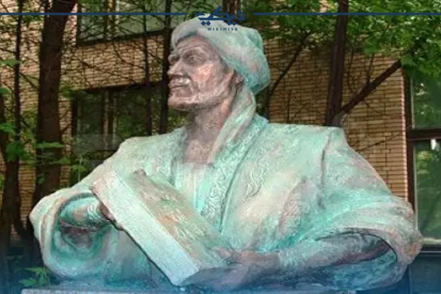 تمثال ابن خلدون في روسيا