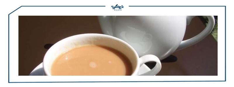 طريقة عمل شاي الكرك بالحليب البودرة