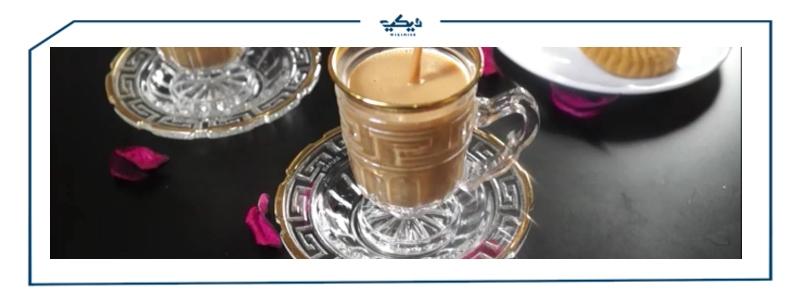 طريقة عمل شاي كرك بالزنجبيل