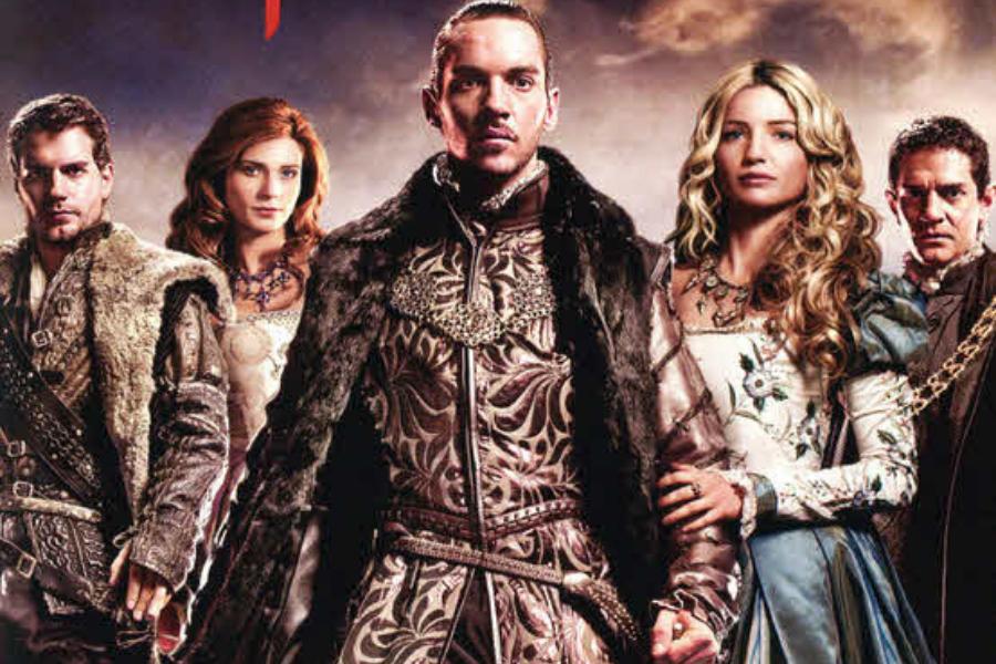 مسلسل _The Tudors