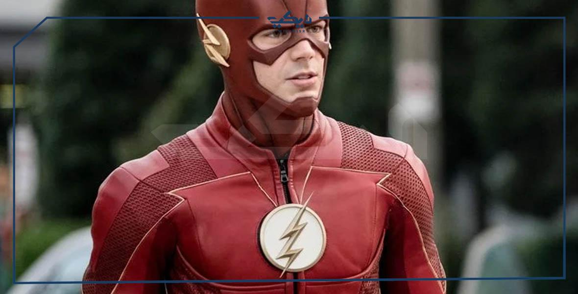 بذلة مسلسل The Flash بالموسم الرابع