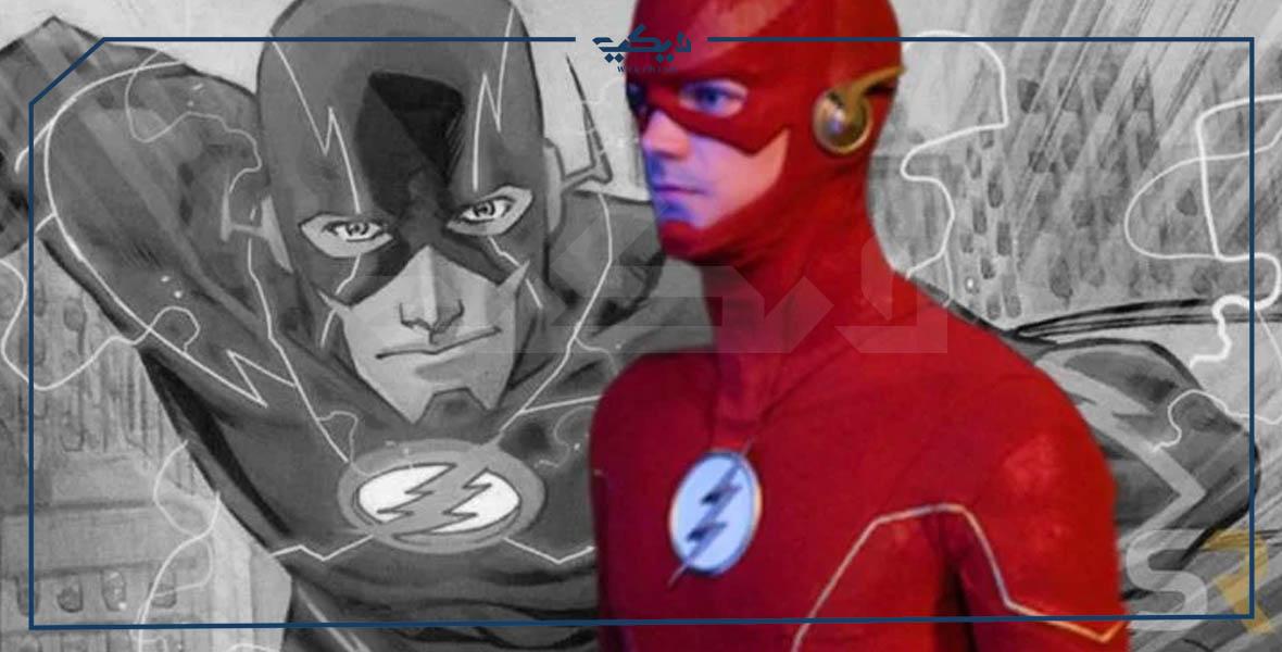 بذلة مسلسل The Flash بالموسم السادس