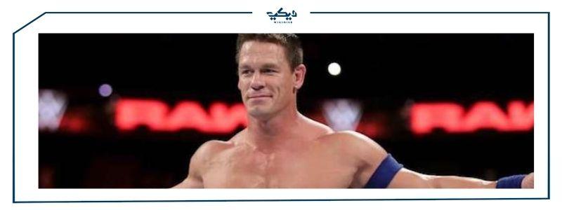 من هو جون سينا بطل المصارعة الأمريكي ؟