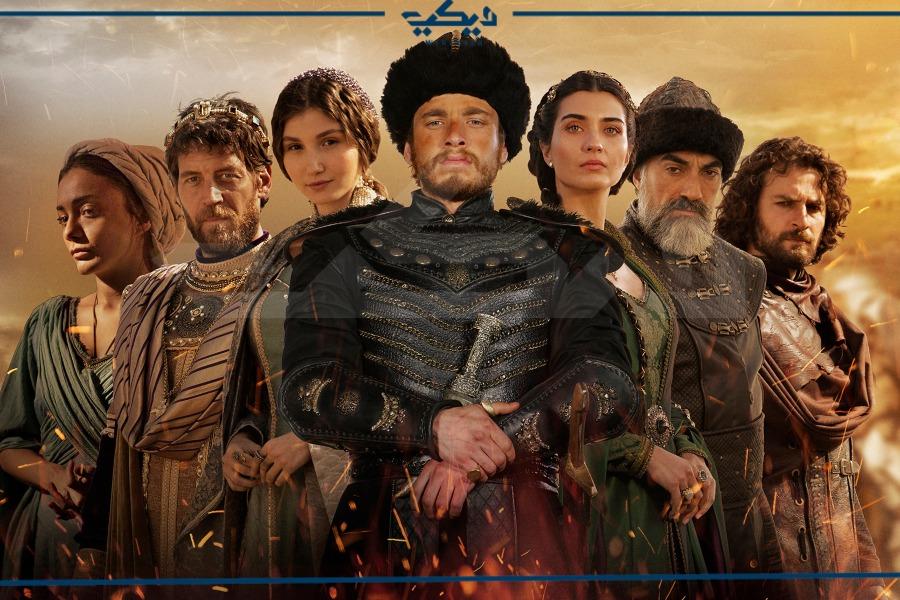 أبرز شخصيات مسلسل Rise of Empires: Ottoman
