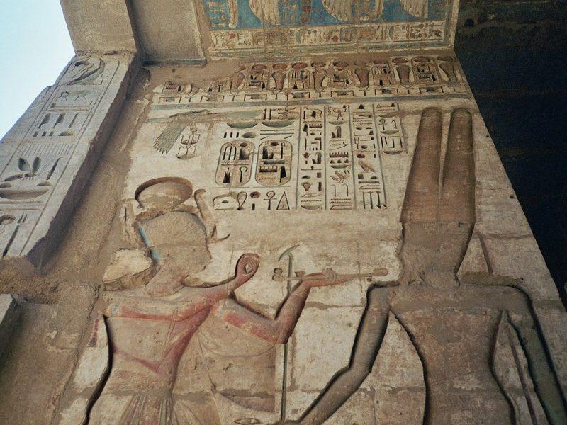 مؤامرة الحريم: قصة اغتيال الملك رمسيس الثالث