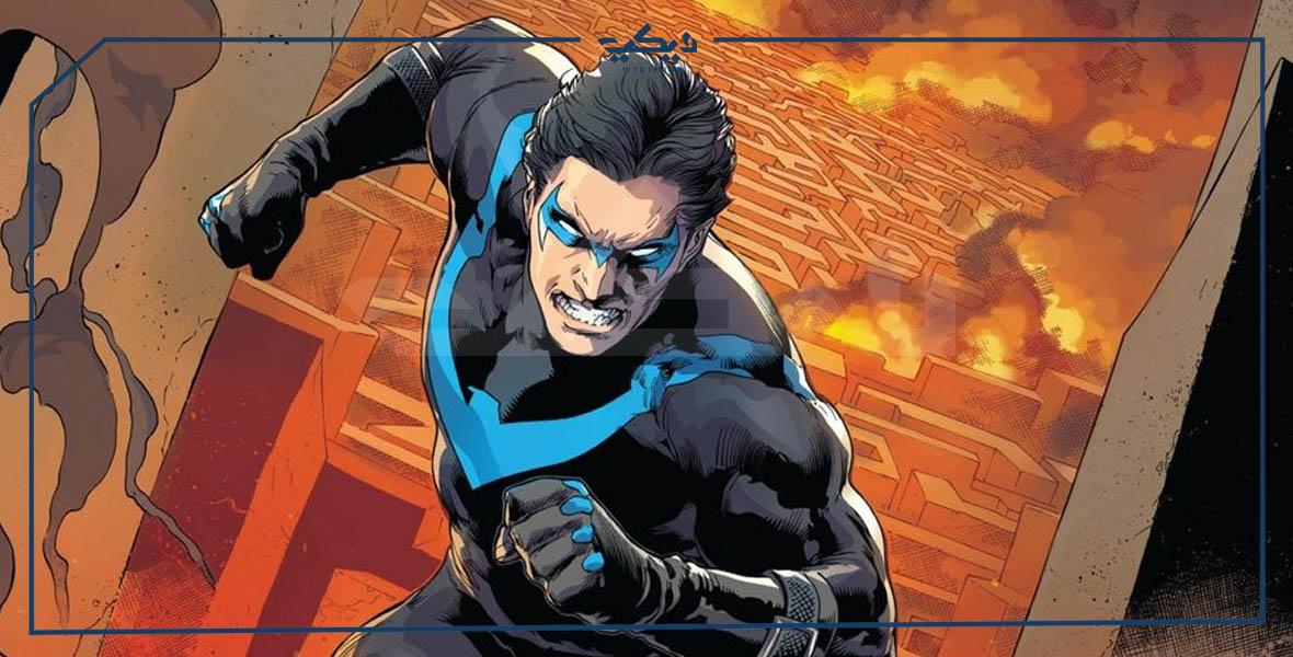 نايتوينج Nightwing