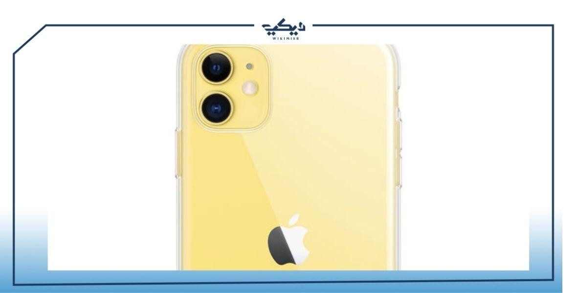 ايفون 11 لون اصفر