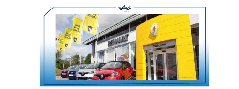 توكيل رينو في سوق السيارات المصري
