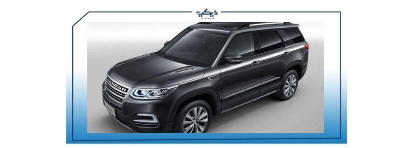 شنجان CS55 موديل 2021 في سوق السيارات المصري