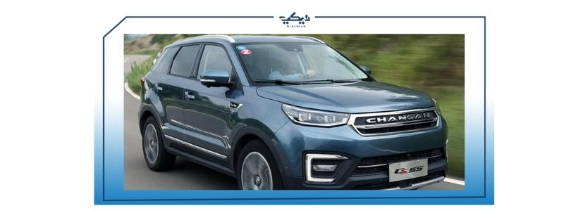 شنجان CS55 موديل 2021 في سوق السيارات المصري – المواصفات الأسعار