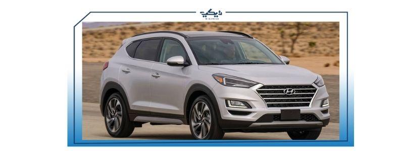 توسان 2021 في سوق السيارات المصري