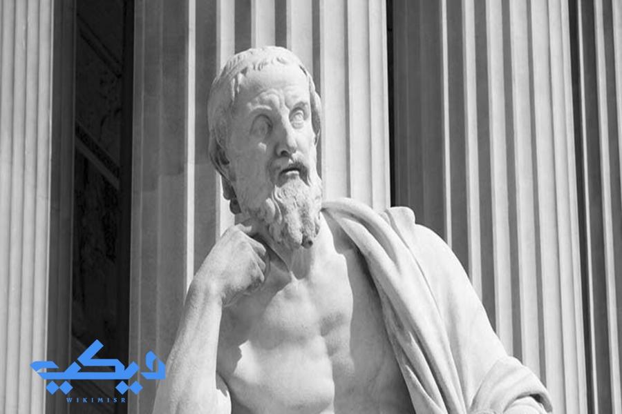 المؤرخ الأغريقى هيرودوت.