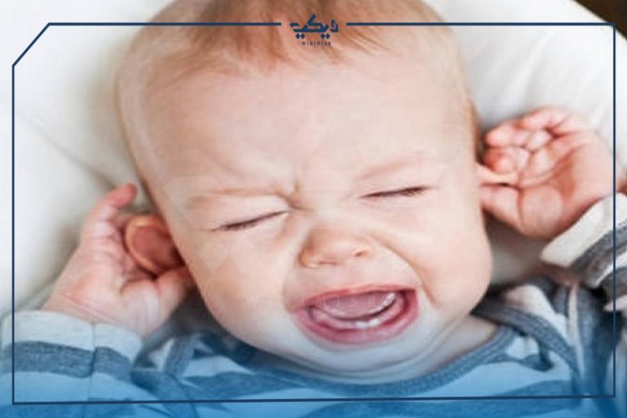 اعراض التهاب الاذن الوسطى