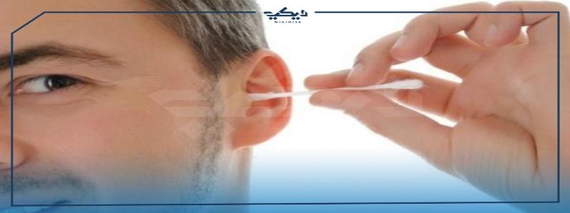 طريقة تنظيف الأذن المسدودة في المنزل بصورة صحيحة 100%