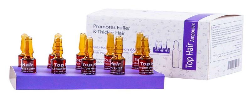 أنواع top hair للشعر وفوائدها وموانع استخدامها