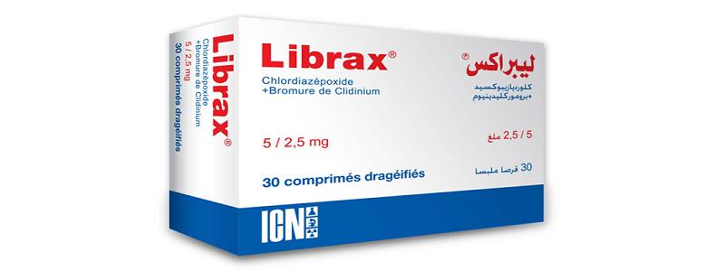 حبوب ليبراكس لعلاج القولون العصبي