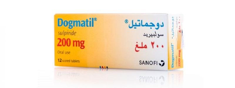 فاعلية أقراص Dogmatil في علاج مرض الفصام