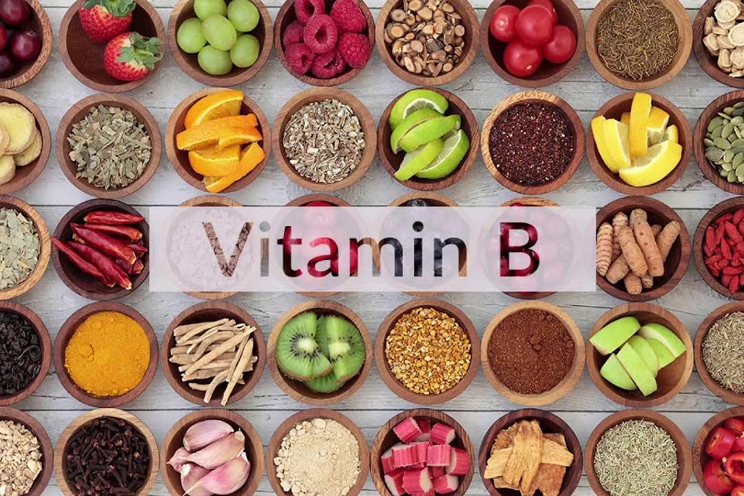 فيتامين B