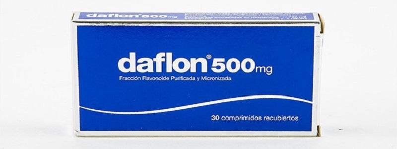 حبوب دافلون لعلاج الدوالي والبواسير