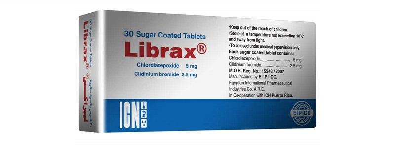 دواعي استعمال حبوب ليبراكس لعلاج القولون العصبي