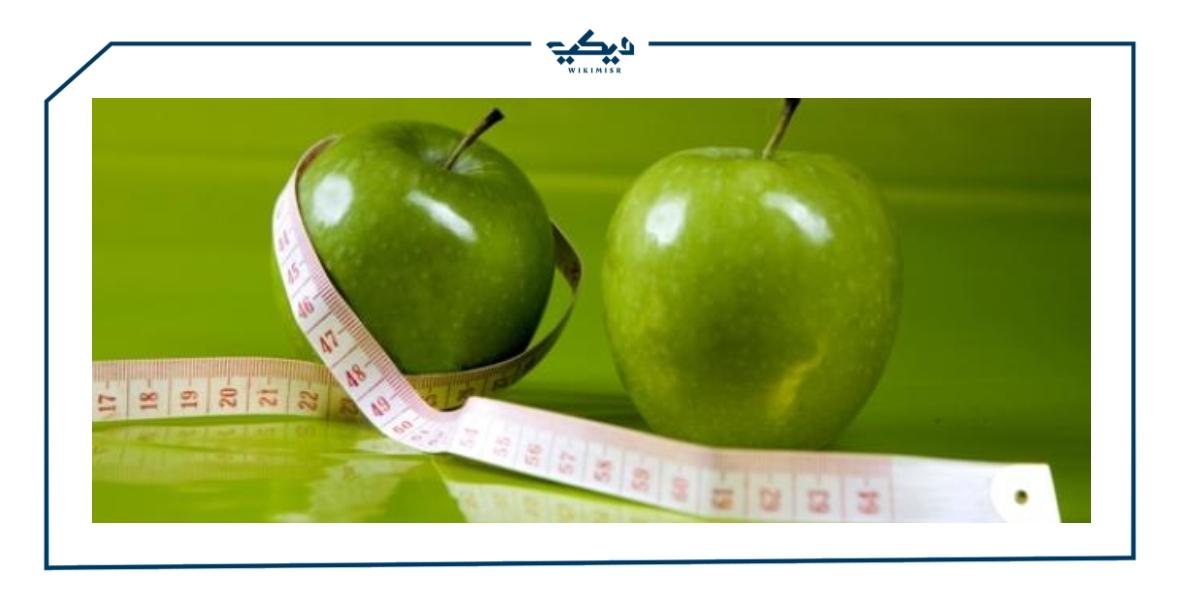 إنقاص الوزن بالماء