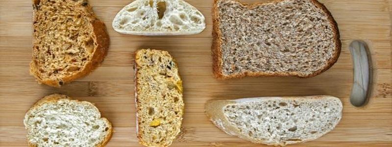 بدائل الخبز والنشويات