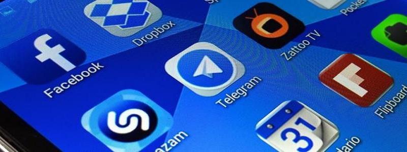 إنشاء حساب على تليجرام
