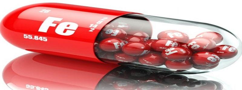 أدوية علاج نقص الحديد للأطفال