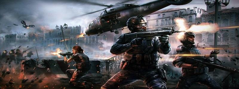 أفضل ألعاب الحرب